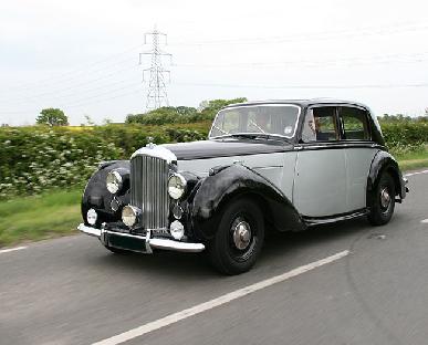 Bentley MK VI Hire