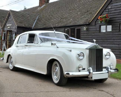 Marquees - Rolls Royce Silver Cloud Hire